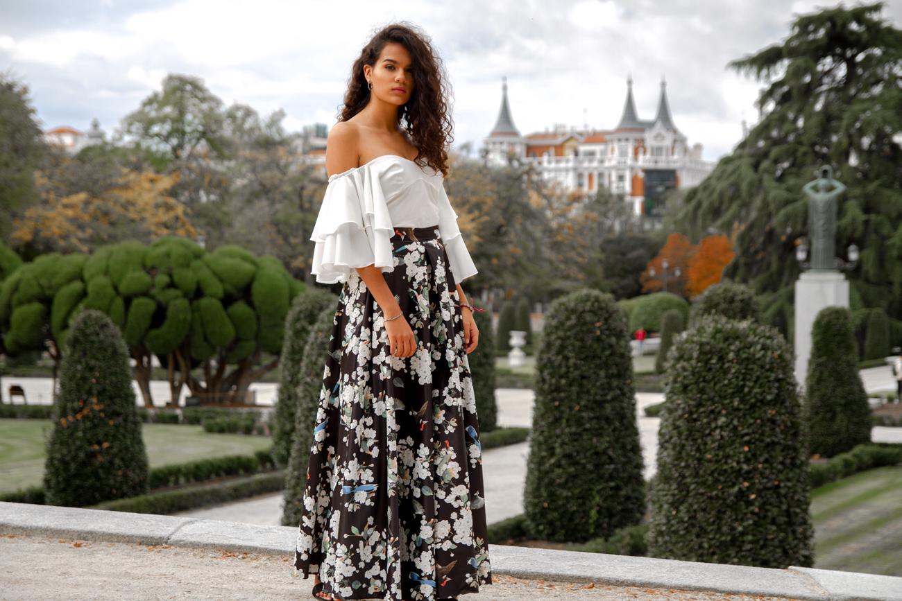 39f0f932b Falda maxy en corte campana - aliqora moda